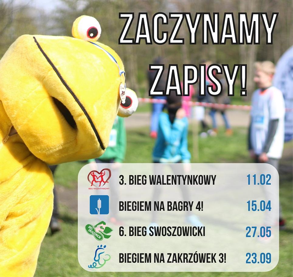 ITMBW Kraków - zapisy na biegi 2018