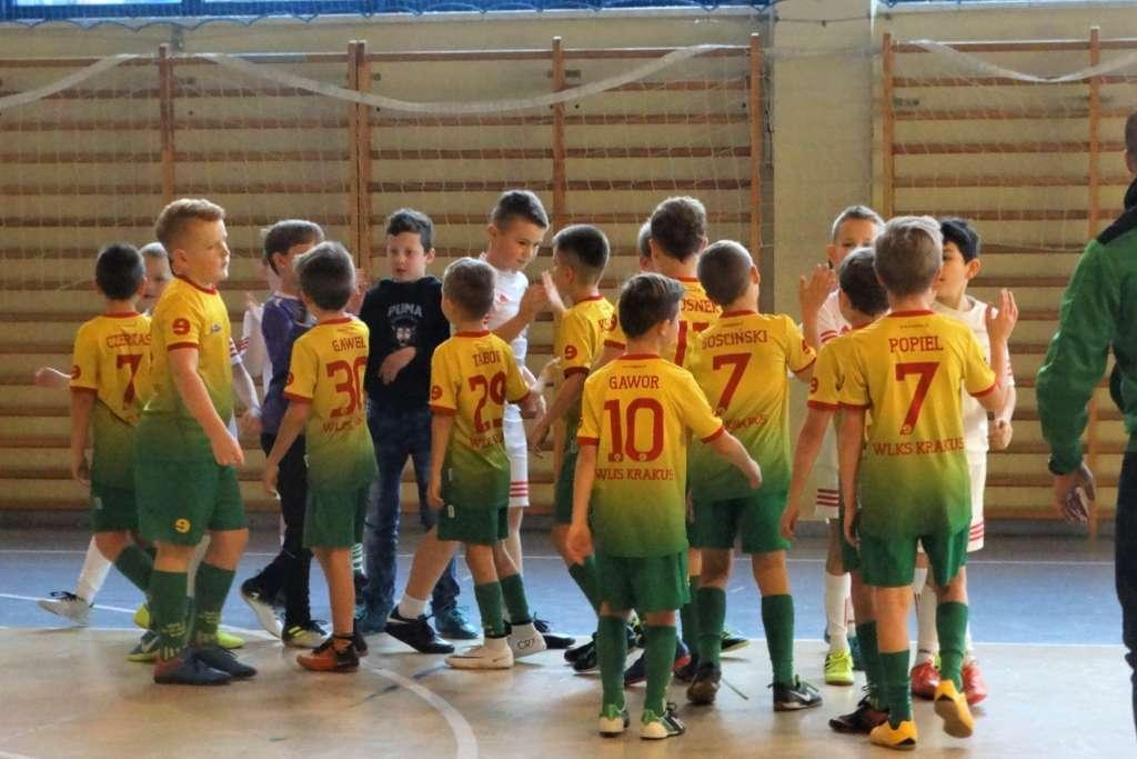 Turniej w Zbierzowie / WLKS Krakus sekcja piłkarska
