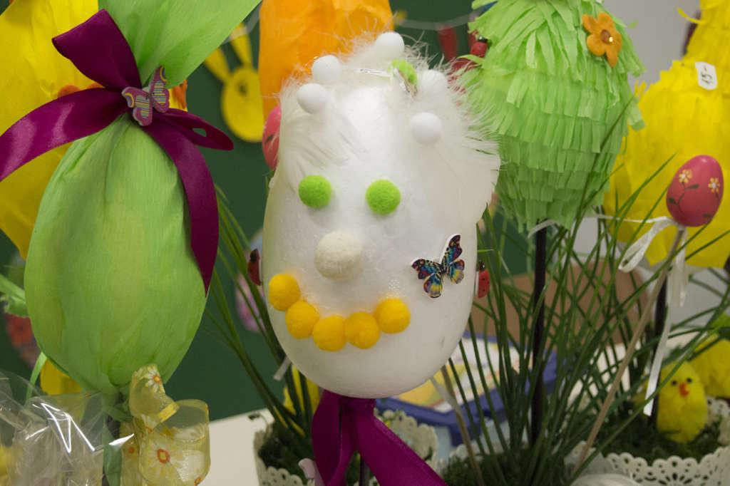 Kiermasz Wielkanocny 2018 w SP nr 43 / fot. Swoszowicki Portal Informacyjny