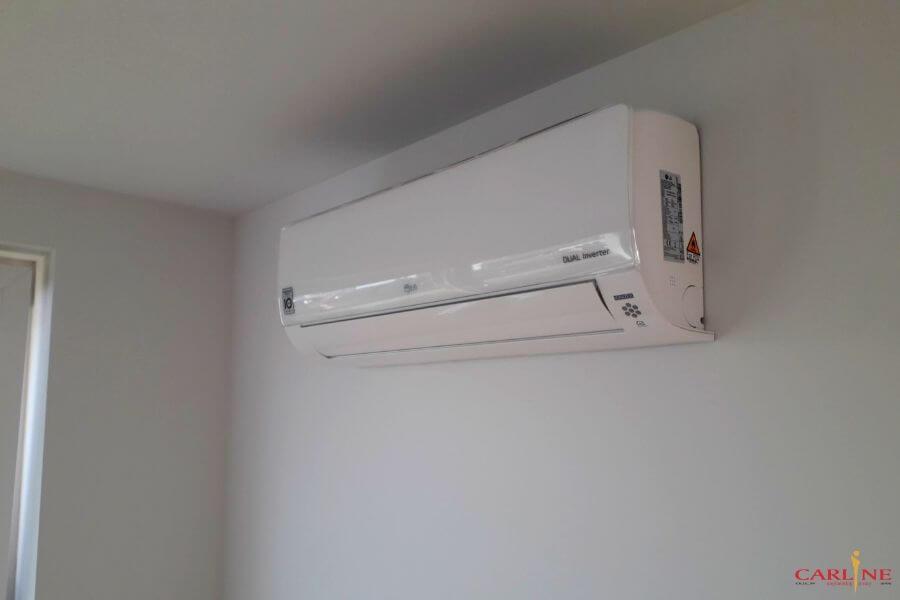 montaż klimatyzatora w domu
