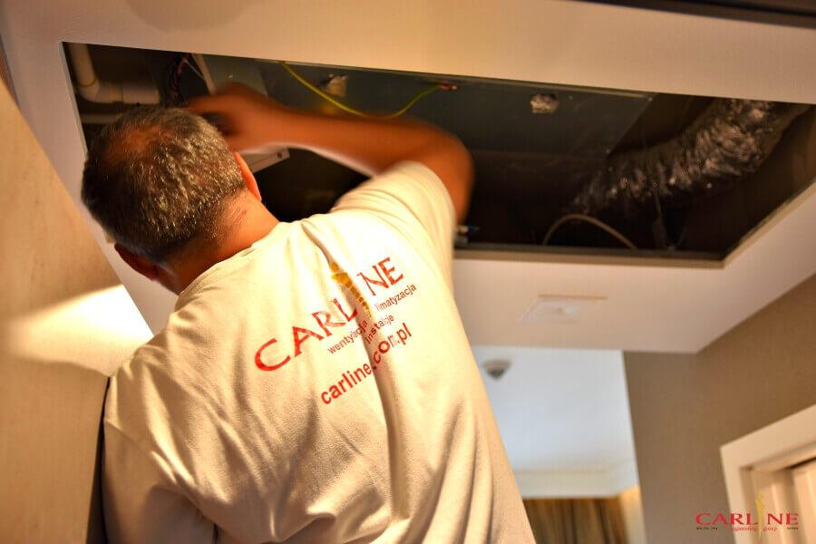 montaz klimatyzacji Carline