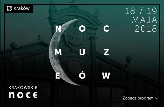 aktualny plakat noc muzeów 2018