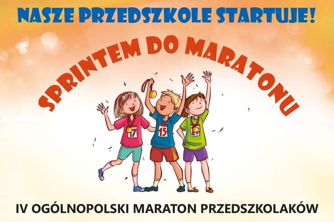 Znalezione obrazy dla zapytania sprintem do maratonu 2018