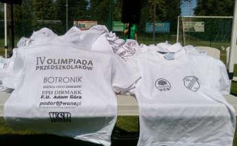IV Olimpiada Przedszkolakow / fot. WLKS Krakus