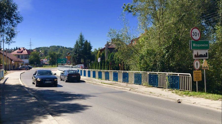 Przebudowa ulicy Mirosława Krzyżańskiego w Swoszowicach