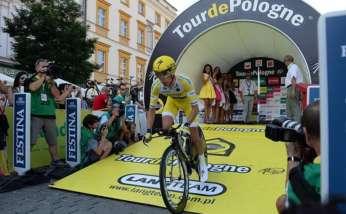 Tour de Pologne - zmiany w organizacji ruchu drogowego