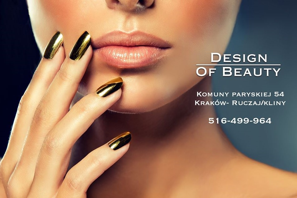 DESIGN OF BEAUTY Gabinet Kosmetyczny
