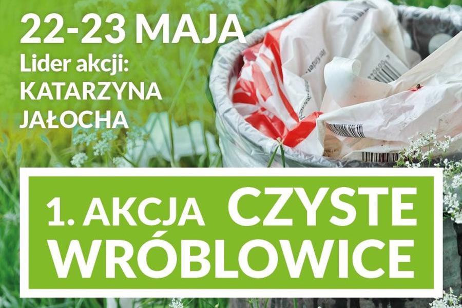1 Akcja Czyste Wróblowice
