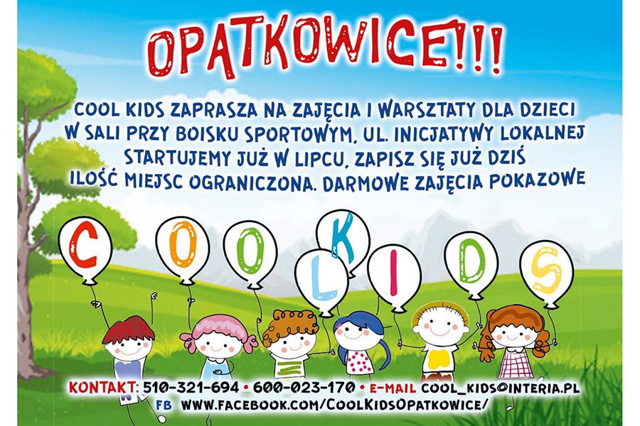 COOL KIDS Zajęcia dla Dzieci