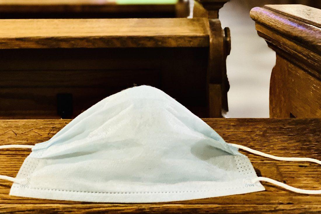 koronawirus w kaplicy