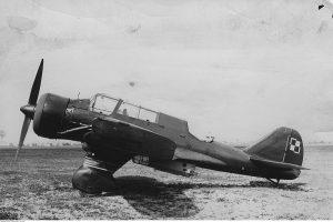 Samolot Karaś - Gara