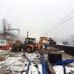 Dworzec w Krakowie - Swoszowicach - 23-02-2021