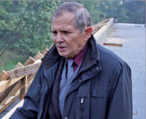 Tadeusz Murzyn Przewodniczacy Rady Dzielnicy X